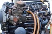 Engine boat — Stock Photo