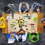 People Planning Ideas — Stock Photo #52449757