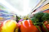 新鮮な果物や野菜 — ストック写真