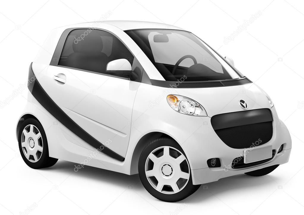 voiture smart blanche photo ditoriale rawpixel 52449243. Black Bedroom Furniture Sets. Home Design Ideas