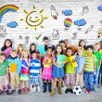 Smart kids — Stock Photo #52458767