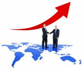 Global Business Trends — Stock Photo
