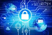 Internet Security System — Stock Photo