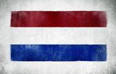 Flag of Netherlands — Stock Photo