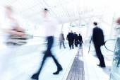 Business rush hour — Stock Photo