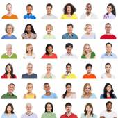 Diverse People — Stock Photo