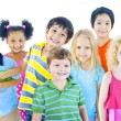 Group of Children — Stock Photo #52461833