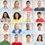 Multi Ethnic people — Stock Photo #52463403