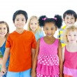 Group of children — Stock Photo #52465397