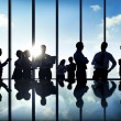 Business people discussing — Stock Photo #52467391