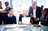 Business People In Conference Room — Stock Photo