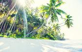 Idílica playa — Foto de Stock