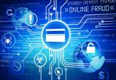 Online Fraud Concept — Photo