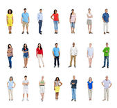 Multi Ethnic Diverse People — Foto Stock