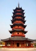 Ruiguang Ta, Pagoda — Stock Photo