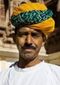 Indigenous Indian man — Stock Photo