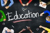 People and Education Concept — Stock Photo