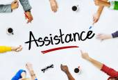 People and Assistance Concepts — Stock Photo