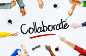 People and Collaboration Concepts — Stock Photo