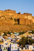 Mehrangarh fort — Stockfoto