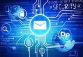 Online Security Concept — Foto de Stock