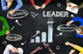 Business People Planning Leadership — Stockfoto