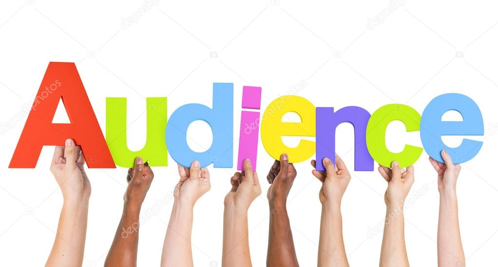Image result for Images for the word audience