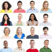 Multi Ethnic people — Stock Photo