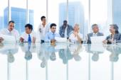 Business People at the Meeting — Stock Photo