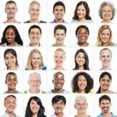 Usmívající se lidé — Stock fotografie