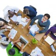 Group of Business People Meeting — Stock Photo #60070139