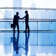 Business People Making Agreement — Stock Photo #60076773