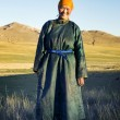 Beautiful Young Mongolian Lady — Stock Photo #60078627