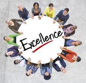 Mensen en Excellence concepten — Stockfoto