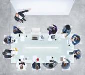 Business People Having Meeting — Stock Photo