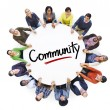 People with Community Concept — Stock Photo #60115449