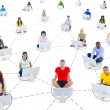 People and Social Networking Concepts — Stock Photo #63025475