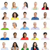 People Expressing Positivity — Stock Photo