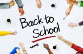 Back To School Concepts — Stockfoto