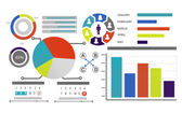 Strategy Data Information Policy Vision Concept — Stock Photo
