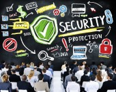 Security Protection Concept — Stock fotografie