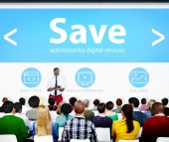 Concept of finance savings — Stock Photo