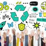 Recycle Eco Concept — Stock Photo #71584105