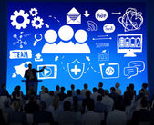 Team Help Trust Collaboration Concept — Stock Photo