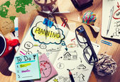 Business-Planung-Konzept — Stockfoto