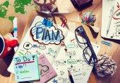 Sale note et signe Concept Plan — Photo