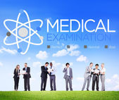 People and Medical Examination — Stock Photo