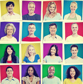 Group Diversity People Community Concept — Stock Photo