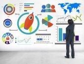 Nieuwe Business, Global businessconcept — Stockfoto