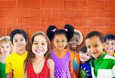 Children Friendship Concept — Stock Photo